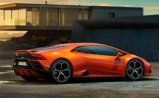 Новый Lamborghini Huracan Evo может подруливать задними колесами