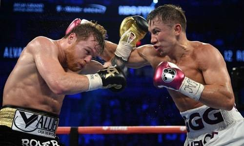 Самый известный комментатор UFC назвал победителя двух боев Головкин — «Канело»