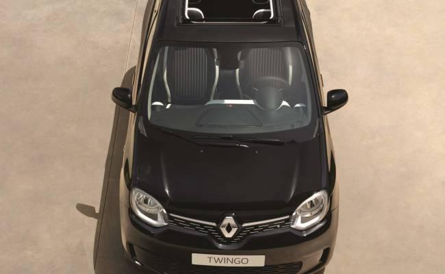 Обновленный ситикар Renault Twingo обзавелся «ухом» для охлаждения мотора
