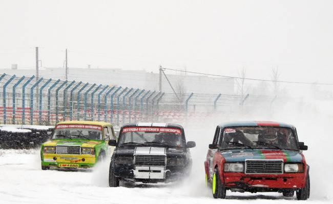 Автоспорт в Санкт-Петербурге: анонс на 27 января