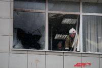 В Буэнос-Айресе 42 человека пострадали при пожаре в гостинице