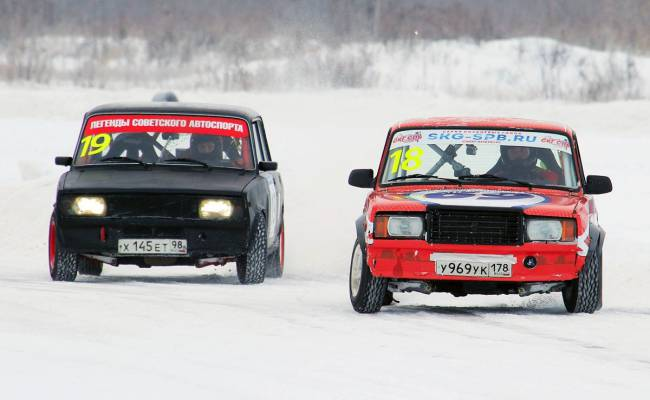 Автоспорт в Санкт-Петербурге: анонс на 10 февраля