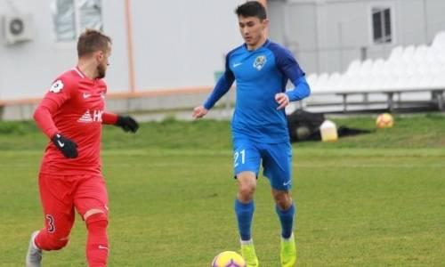 Сбежавший из «Кайрата» казахстанский футболист принял участие в разгроме клуба РПЛ