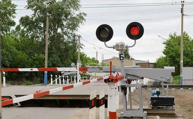 Уже в марте на железнодорожных переездах начнут работать камеры