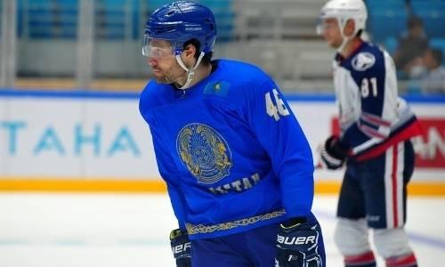 «Уровень команд разный». Форвард сборной Казахстана по хоккею оценил первый матч на Универсиаде-2019