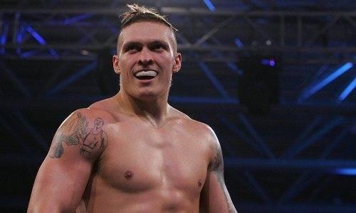 Усик нашел замену Поветкину для дебютного боя в весе Дычко