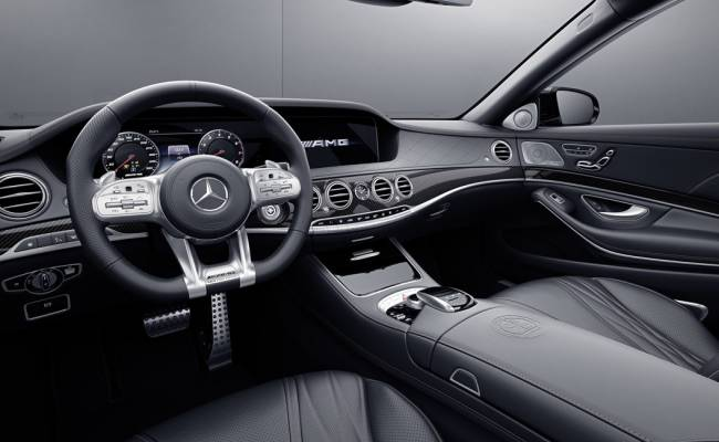 Mercedes-AMG прощается с мотором V12 спецверсией седана AMG S 65
