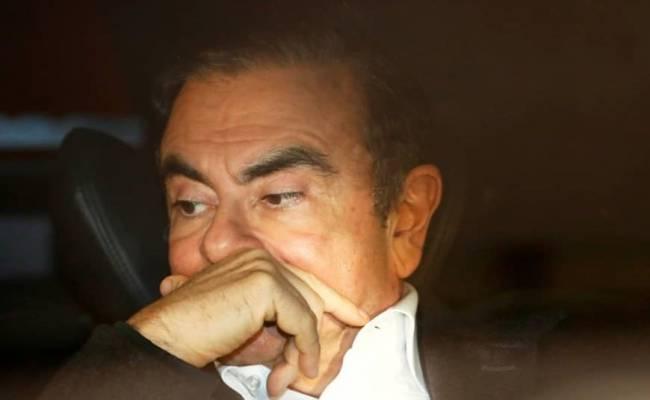 Карлоса Гона арестовали. Опять