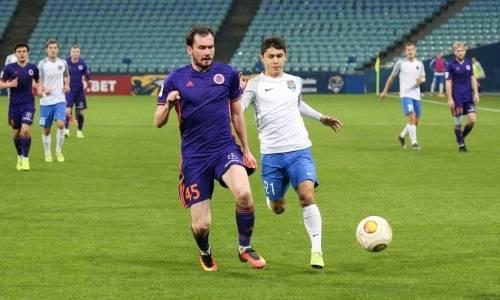 «Сочи» без Бахтиярова сыграл вничью с аутсайдером ФНЛ