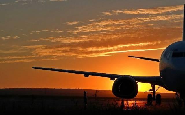 В Уфе экстренно сел самолет из-за приступа эпилепсии у пассажирки