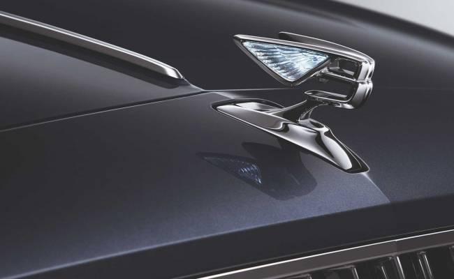 Bentley Flying Spur следующего поколения украдет идею у Rolls-Royce
