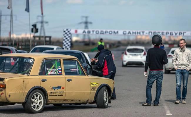 Автоспорт в Санкт-Петербурге: анонс на 14 апреля