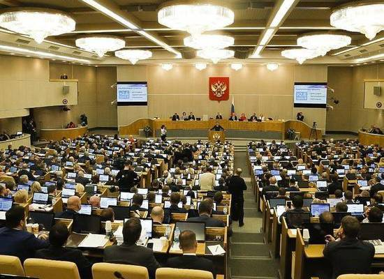 Госдума приняла закон о запрете вредной для детей информации
