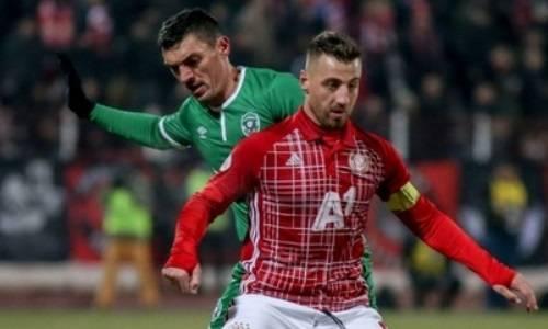 Капитан ЦСКА получил предложение от казахстанского клуба