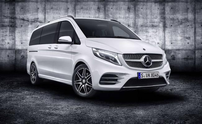 Mercedes-Benz X-Class и V-Class попали под отзыв в России