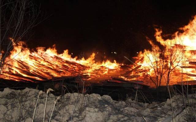 Число погорельцев в результате пожаров в Забайкалье превысило 400 человек