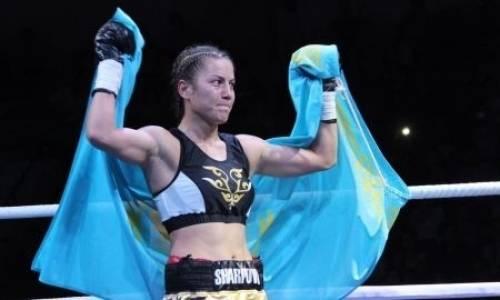 Фируза Шарипова нокаутом выиграла десятый бой в карьере в Академии Мэйвезера