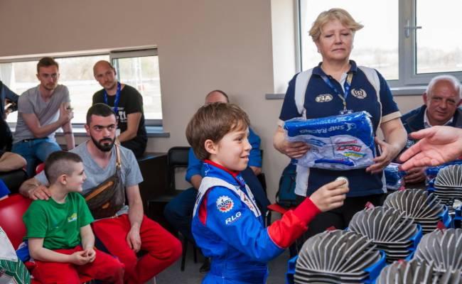 Юные картингисты из Владивостока стали призерами всероссийских соревнований в Ростове-на-Дону