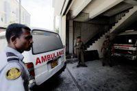 Количество жертв серии взрывов на Шри-Ланке достигло 207 человек