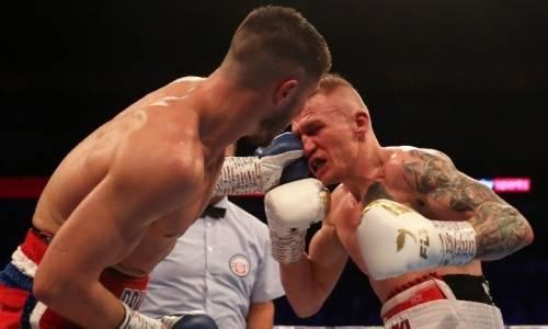 Видео трех нокдаунов, или Как побитый Елеусиновым на Олимпиаде британец защитил титул WBA