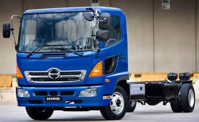 В Подмосковье начали строить завод по производству японских грузовиков Hino