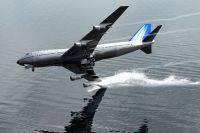 «Аэрофлот»: двигатели самолета загорелись после посадки в Шереметьево