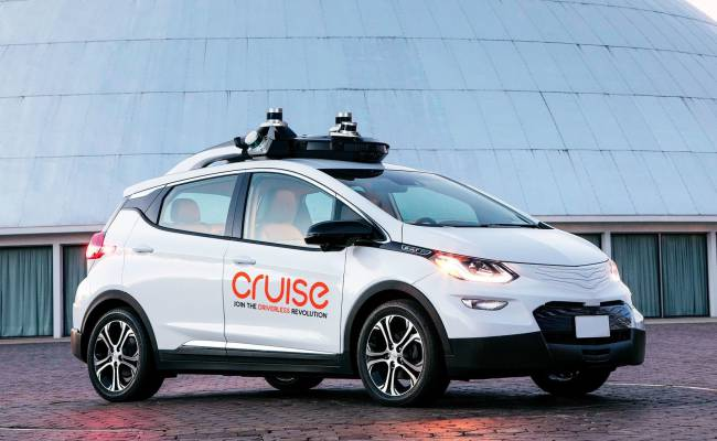 Концерн General Motors привлек $1,15 млрд для разработки автопилота