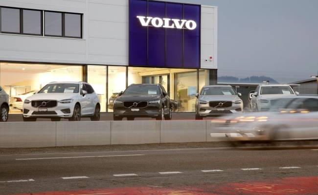 Volvo заключила контракты с двумя крупными производителями аккумуляторов