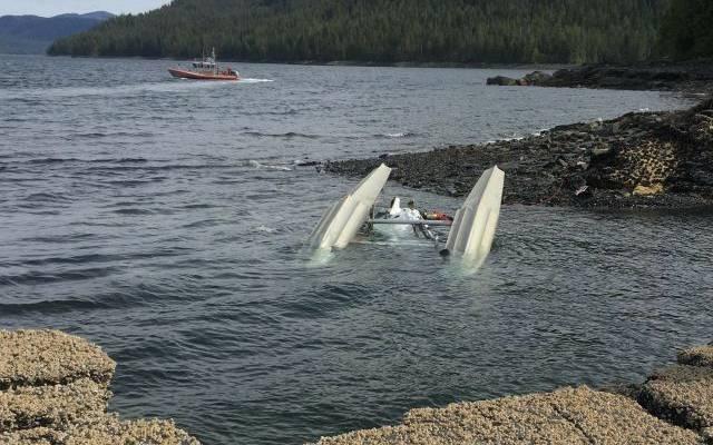 Жертвами столкновения двух самолетов на Аляске стали шесть человек