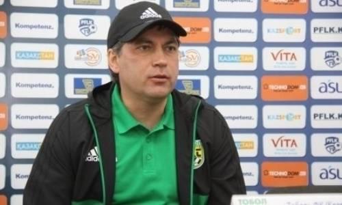 Экс-тренер «Тобола» может стать новым главным тренером клуба, который покидает Бердыев