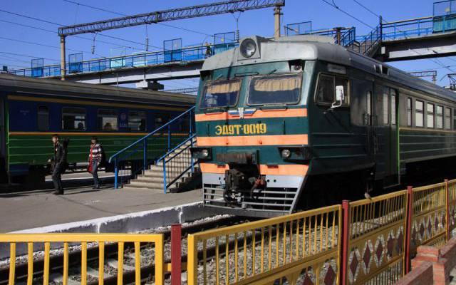В поезде Новосибирск - Барнаул подрались 14 пассажиров