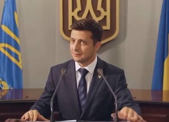 Сериал с Зеленским в роли президента Украины недоступен в РФ