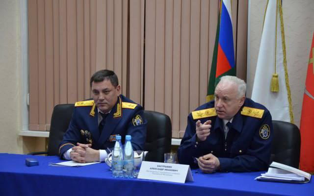 Бастрыкин поставил на контроль расследование ЧП в онкодиспансере в Воронеже