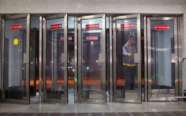 Неисправность поезда стала причиной задержки движения в московском метро