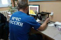 В Приморском крае потушили пожар в больнице