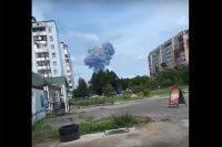При взрывах на заводе в Дзержинске пострадали 43 человека