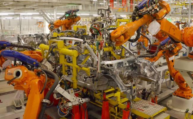 В Тульской области запустили завод Haval