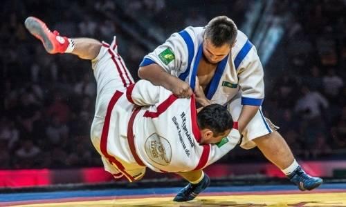 В столице начался турнир «Қазақстан барысы-2019»