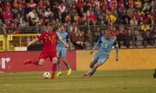 «Пекли как блины». В России представили необычный разбор матча Бельгия — Казахстан