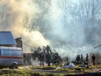 В результате пожара в психиатрической больнице в Одессе погибли 6 человек