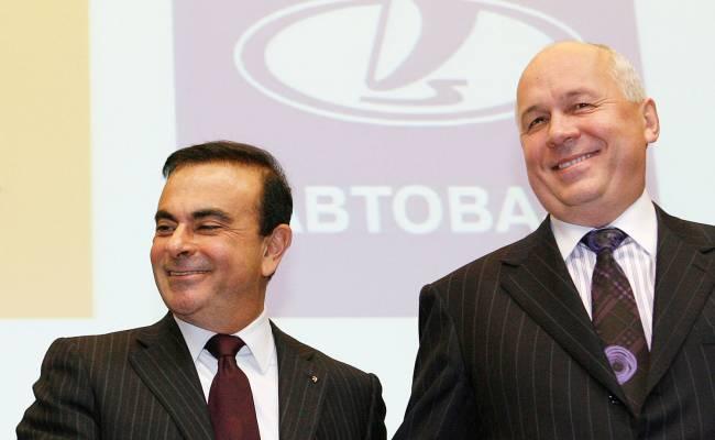 Карлос Гон покинул совет директоров фирмы-владельца АвтоВАЗа