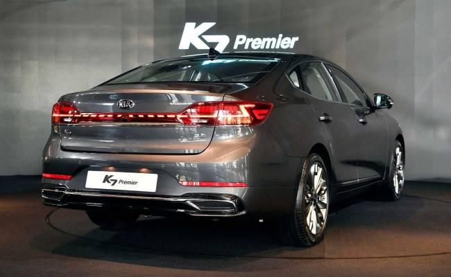 Полноразмерный Kia K7 пережил крупную модернизацию