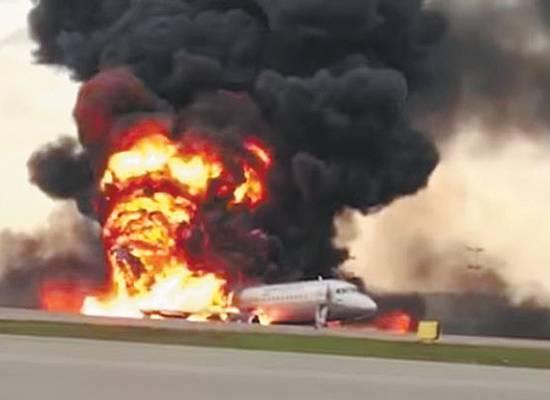 """МАК рассказал, что убило пассажиров """"Суперджета"""": обнародованы итоги расследования"""