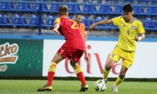 Видеообзор матча с сенсационной победой молодежной сборной Казахстана над Черногорией
