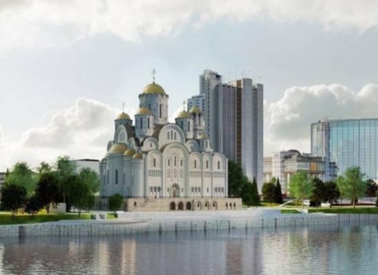 Екатеринбургская епархия отказалась строить храм в сквере