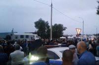 В Чемодановке прошли похороны погибшего в массовой драке