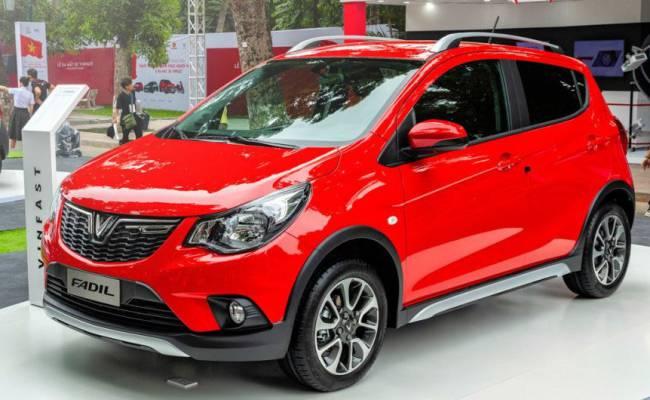 Вьетнамцы начали выпуск автомобилей национальной марки (их будут продавать и в России)