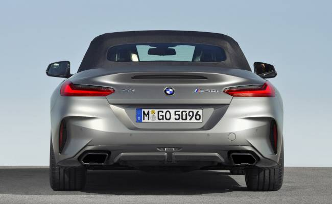 Реальной мощности в BMW Z4 оказалось больше, чем у родственной Toyota Supra (ВИДЕО)