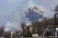 Число пострадавших из-за ЧП в воинской части в Казахстане увеличилось до 46