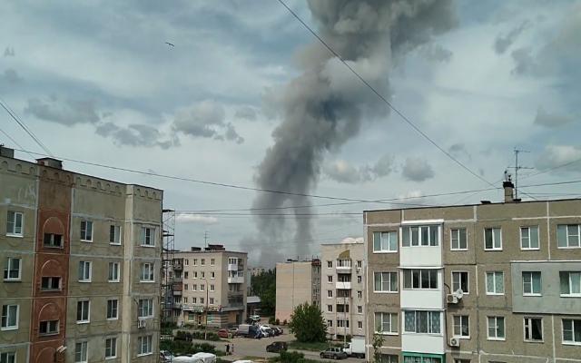 Число погибших при взрывах на юге Казахстана выросло до двух человек